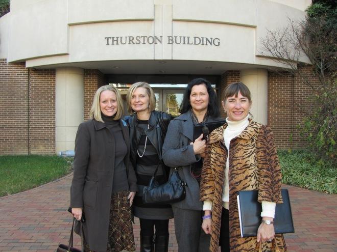 Chapel Hill visit