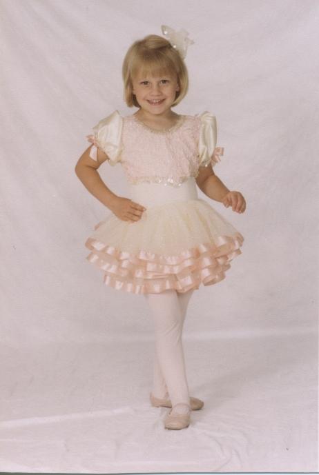 taylor ballerina