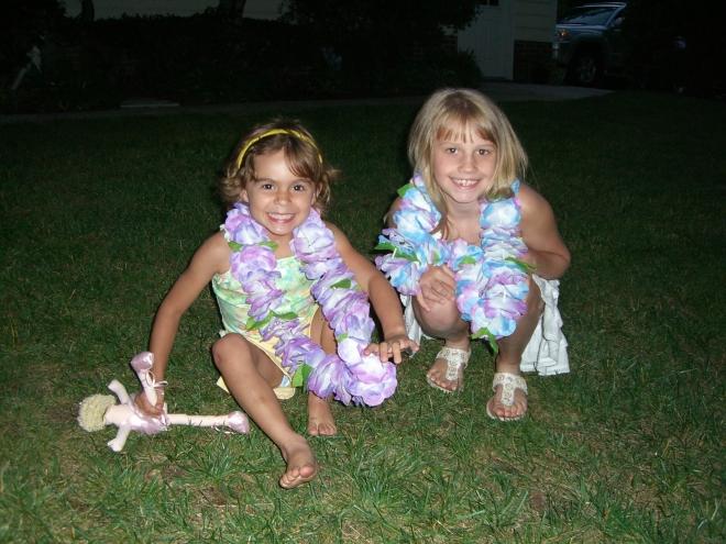 Taylor and cousin Morgan